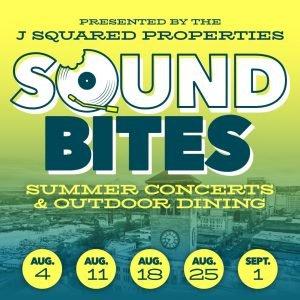Sound Bites Flyer with Dates